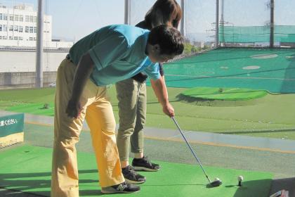 アメリカンゴルフスクール生徒さん募集