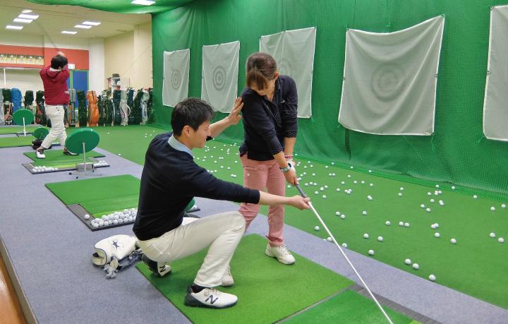 ゴルフスクール情報
